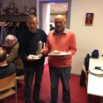 Eerste prijs Jaap en Henk