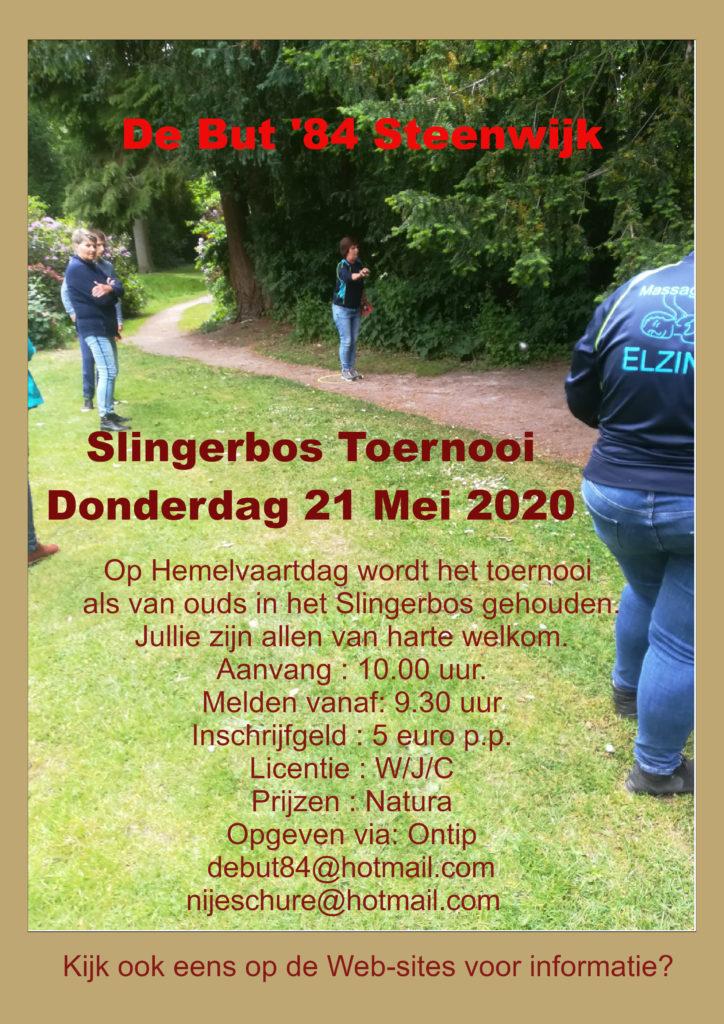 Slingerbos